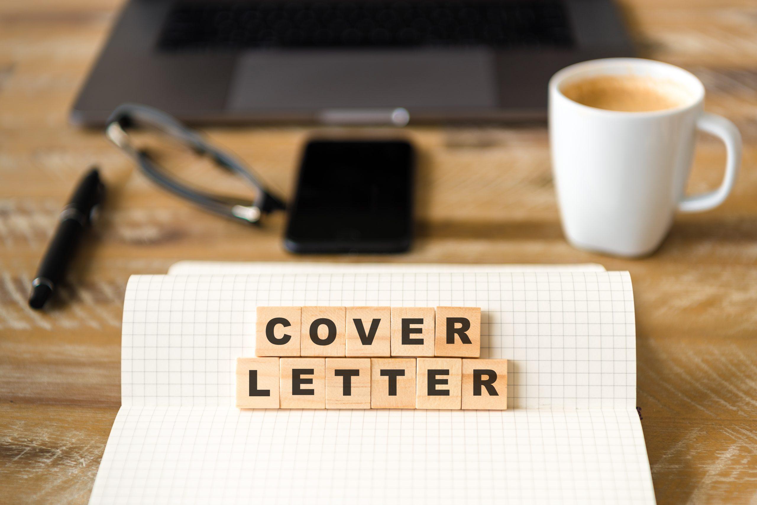 come fare una cover letter